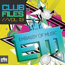 Club Files Vol. 13 - Various - 2 CD + DVD - Neu / OVP