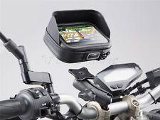 SW- Motech Universal Motorrad Navi/Handy GPS Halter Navi Pro Case L Navitasche