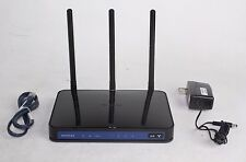 Netgear N450 450 Mbps 4-Port 10/100 Wireless N Router (WNR2500-100NAS) - ZE1-351