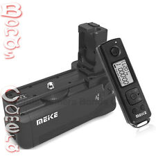 Meike MK-AR7 Battery Grip 2.4G Wireless Remote for Sony E NEX A7 A7R A7S VG-C1EM