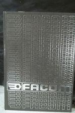 CATALOGUE F87 DES OUTILS FACOM. Outillage, artisanat, mécanique, garage, etc...