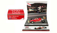 Brumm AS59B Ferrari 312 T4 Zandvoort Dutch GP 1979 - Gilles Villeneuve 1/43