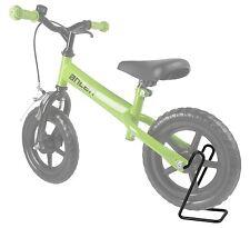M-Wave Ausstellungsständer - Fahrradständer für Kinderfahrräder schwarz 430220