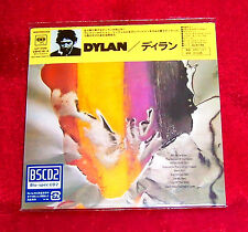 BOB DYLAN BOB DYLAN 1973 JAPAN MINI LP CD BLU SPEC 2 SICP-30488