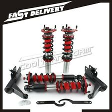 Adjustable Set For Acura RSX DC5 02-06 Coilover Coil Suspension Spring Struts