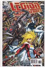 LEGION OF SUPER-HEROES #38 / 2008 / SHOOTER / MANAPUL / DC COMICS