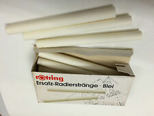 ROTRING ERASER- Rubber Refill. For Pencils Pk 10  Art.55111O