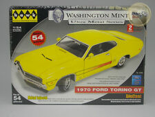 p Ford Torino GT (1970) Yellow - Hawk Kit - 1:24 - HW10202YE /p