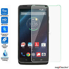 NextechnⓇ 2-Pack Tempered Glass Screen Protector for Motorola Droid Turbo XT1254