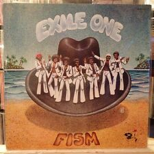 NM LP~EXILE ONE~Fism~[Original 1976~BARCLAY~JAPAN IMPORT~Issue]~Zouk!~