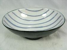 Formschöne 50´s Design Fritz van Daalen pottery bowl Keramik Schale 757 / 20