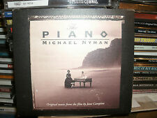 Michael Nyman - Piano [Remastered] [Digipak] The (2004) FILM SOUNDTRACK