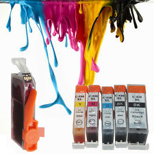 5 Ink Cartridges CLI526/PGI525 Fit Canon PIXMA MX895 MG8250 MG5150 iX6550 iP4950