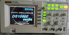 RIGOL DS1102E Digital Oscilloscope 100MHz Gently Used Condition With Probes!!!