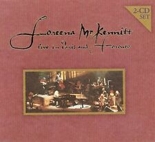 Live In Paris & Toronto - Mckennitt,Loreena (2006, CD NEUF)