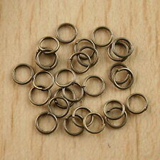 500pcsPcs Bronze tone Findings Jump Rings H0424
