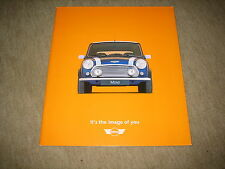 Mini/Mini Cooper folleto brochure de 1996, 40 páginas