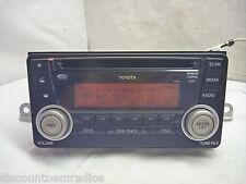 12 13 14 15 Toyota Yaris Sat Ready Radio Cd Mp3 WMA 11863 PU860-00012 CB86311