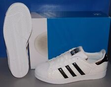 MENS ADIDAS SUPERSTAR in colors WHITE / BLACK / WHITE SIZE 11.5