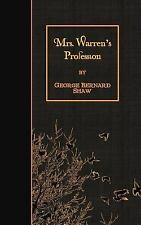 Mrs Warren's Profession by George Bernard Shaw (2015, Paperback)