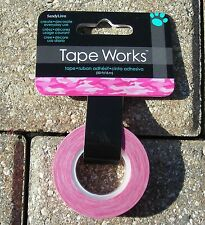 663542319810Tape Works Pink Camo Washi Tape