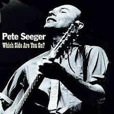 Which Side Are You On? by Pete (Folk Singer) Seeger NEW SEALED CD 2003, Acrobat