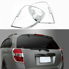 Chrome Rear/Tail Light Lamp Molding Trim Cover for 06-11 Holden Captiva