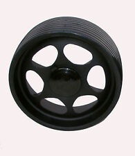 Relaxt Rear Wheel -  PU Cross Hub - Golf Buggy Rear Wheel