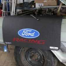 Ford ciruela racing Fender gripper cover guardabarros charol goleta antideslizante maletero