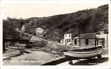 Staithes near Whitby. Cowbar Bank # STHS 69 by Frith.