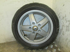 PIAGGIO VESPA LX 125 2005  MOPED SCOOTER FRONT WHEEL RIM WITH TYRE