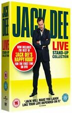 Jack Dee: Live - Stand Up Collection 2012 (Box Set) [DVD]
