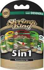 Dennerle Shrimp King 5 in 1 food assortment 35g freshwater aquarium dwarf shrimp
