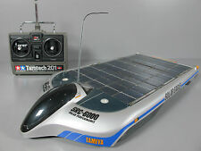 Tamiya Solar Eagle 1/10 SOLAR Powered R/C Car SRC-6000 with Remote Control Nice