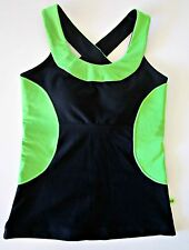 Womens Ladies Exercise Top - Size MEDIUM - Extra Thick Quality Fabric!