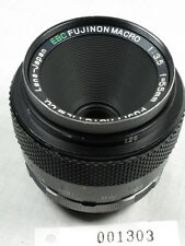 FUJI FUJINON EBC 55mm f3.5 MACRO LENS PENTAX m42 SCREW MOUNT EXCELLENT