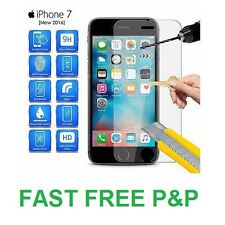 Premium Quality 100% Tempered Glass Screen Protector Film For Apple iPhone 7
