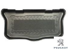 Genuine Peugeot 108 Boot Liner Cover - Rubber - 1610871680