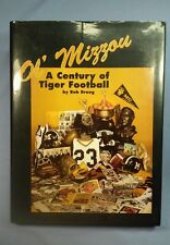 SIGNED Ol' Mizzou A Century of Tiger Football Bob Broeg University of Missouri