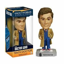 Doctor Who Tenth Doctor Tennant Bobble Head Wacky Wobbler NEW!
