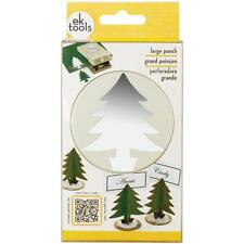 "FIR TREE Christmas Large 2.5"" Slim Profile Paper Punch by EK Success"