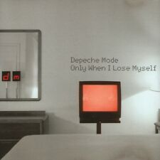 Depeche Mode ‎Maxi CD Only When I Lose Myself (LCD BONG 29) - Benelux (M/M)