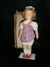 "very rare Antique/Vintage Kathe Kruse Doll "" Schwesterchen"""