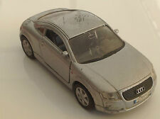 WELLY -- AUDI TT ROADSTER  -- COCHE -- DE METAL -- REFERÉNCIA 9740