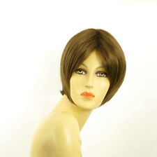 women short wig golden light brown BLANDINE 12