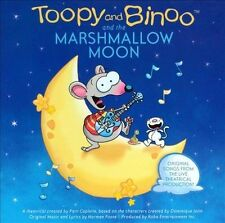 Toopy & Binoo & The Marshmallow Moon 2011 by TOOPY AND BINOO ExLibrary