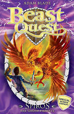 Beast Quest: Special 2: Spiros the Ghost Phoenix, Adam Blade