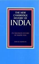 The New Cambridge History of India, Volume 4, Part 4: An Agrarian Hist-ExLibrary