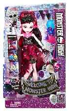 Transforming Draculaura Doll Monster High Dance The Fright Away  Pretend Play