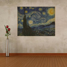 LARGE Canvas Van Gogh wall art gallery print poster repro photo home office deco